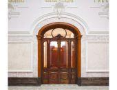 Gateway to the bathhouse