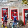 Hóspedes ciclistas
