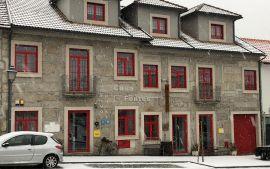 Snow Covered Casa Fontes