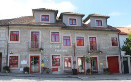 Casa Fontes' Facade