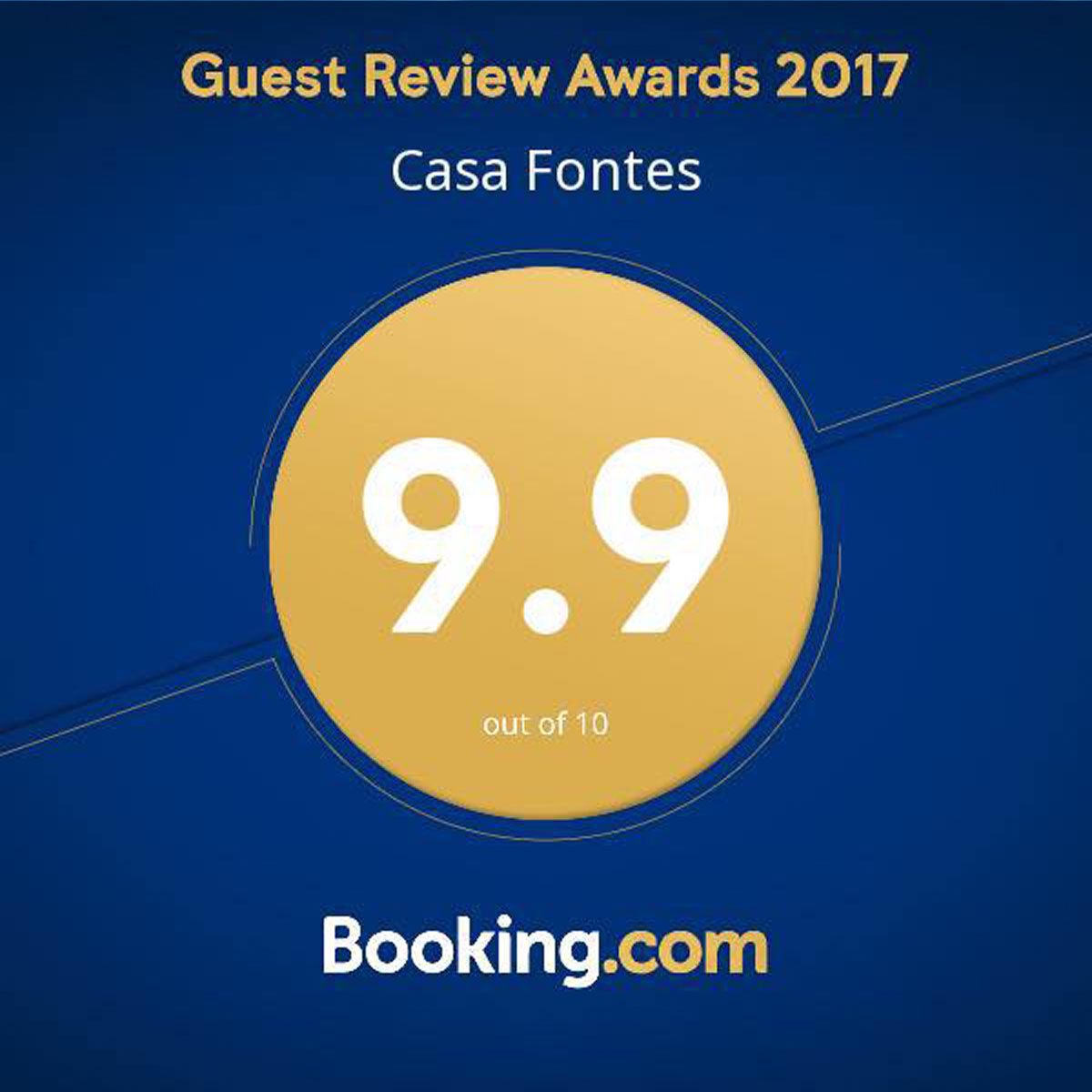 Casa Fontes on Booking.com