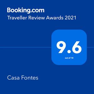 Casa Fontes on Booking.com